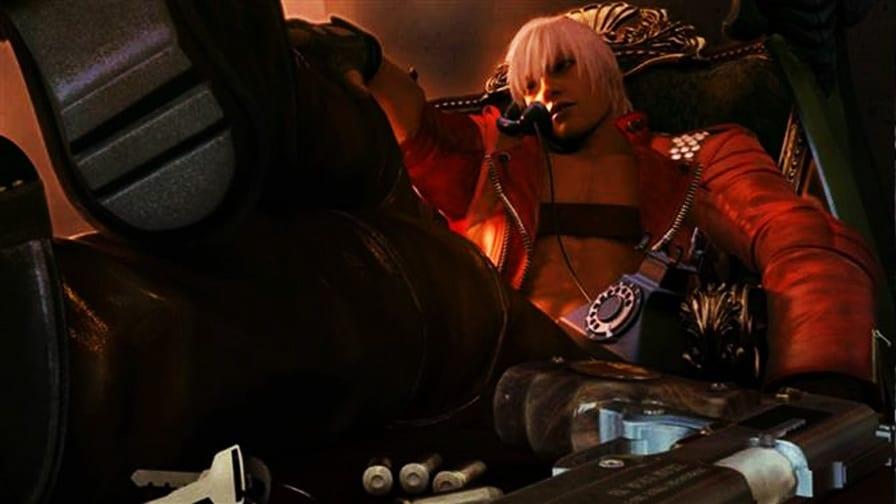 Devil May Cry 3 recurso exclusivo Nintendo Switch