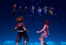 Kingdom Hearts III ReMind