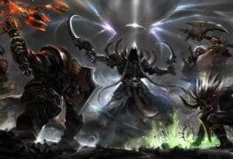 Diablo e Overwatch