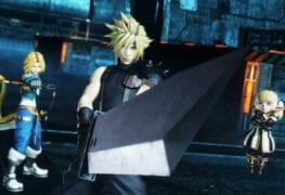 Dissidia Final Fantasy NT suporte encerrado e sem sequência