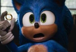 Sonic filme bate recorde de bilheteria