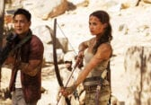 Tomb Raider 2 gravações do filme começam em breve