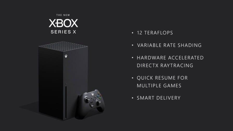 Xbox Series X especificações e detalhes do console