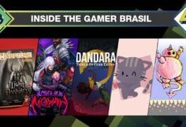 Jogos Brasileiros - indies