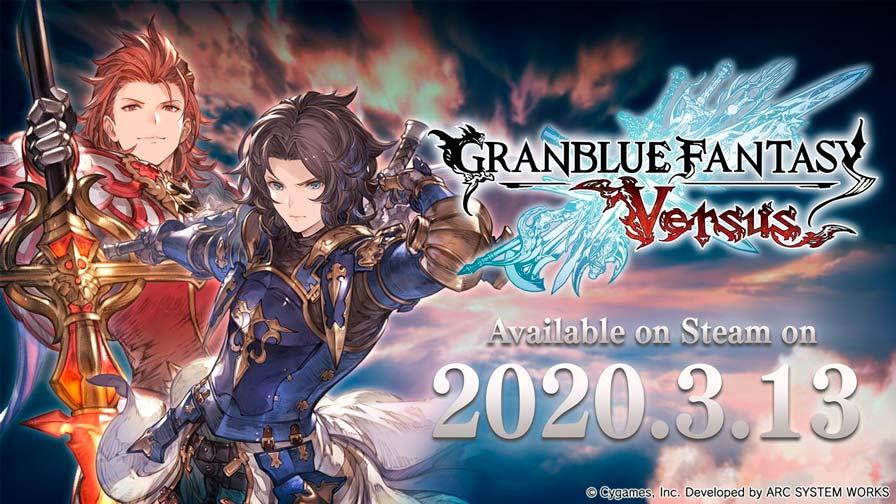 Granblue Fantasy Versus jogo de luta