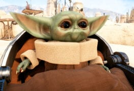 Baby Yoda Star Wars Battlefront 2
