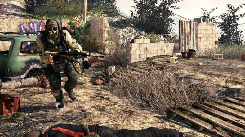 Remasterização de Call of Duty: Modern Warfare 2 data lançamento