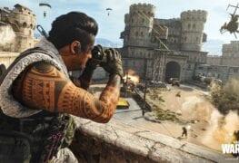 O battle royale Call of Duty: Warzone no dia de seu lançamento alcançou a marca de 6 milhões de jogadores