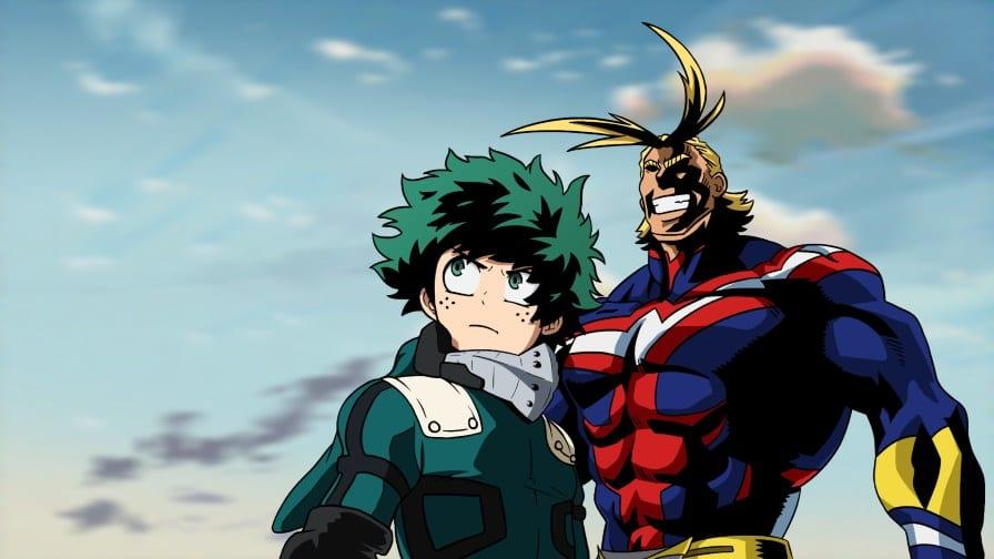 My Hero One's Justice 2, My Hero Academia, My Hero One's Justice