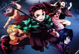 Demon Slayer jogo para PS4 e celulares Android e iOS