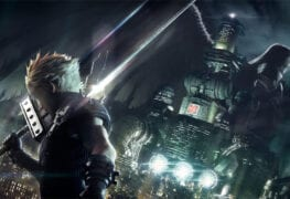 Final Fantasy VII Remake demo disponível