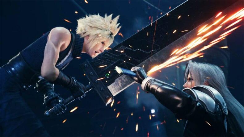 Final Fantasy VII Remake análise/review da demo