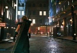 Final Fantasy VII Remake gráficos e desempenho do jogo