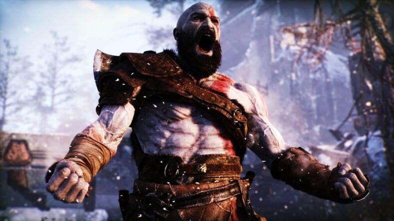 Sony retirou a etiqueta de exclusividade (Only on PlayStation) de God of War, o jogo está caminho do PC