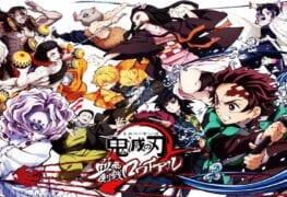Demon SLKimetsu no Yaiba – Keppuu Kengeki Royale trailer e imagens