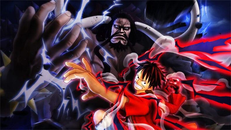 Musou - One Piece: Pirate Warriors 4 vídeo 20 minutos de gameplay