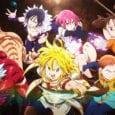 A terceira temporada de Nanatsu no Taizai/Os Sete Pecados Capitais vai chegar a Netflix em julho