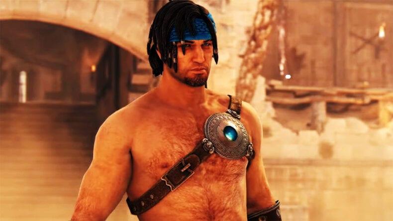 O Príncipe de Prince of Persia está em um crossover com For Honor