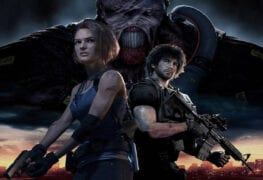 A Capcom revelou a data de lançamento da demo do remake de Resident Evil 3