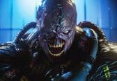 Resident Evil 3 Remake download mod Nemesis pelado
