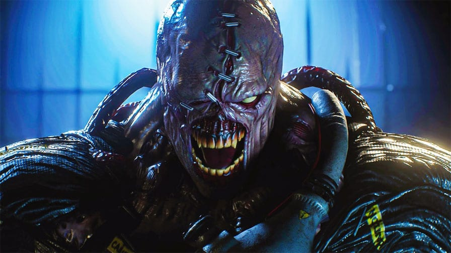 resident evil 3 nemesis ps1 gameplay