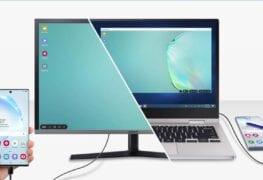Samsung Dex Desktop