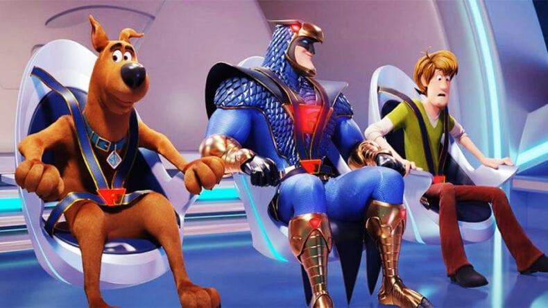 Scooby: O Filme trailer final dublado