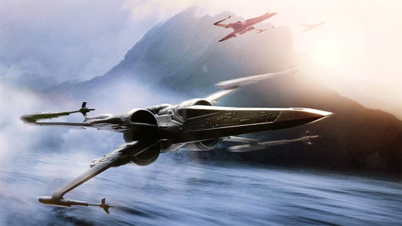 Star Wars Project Maverick jogo