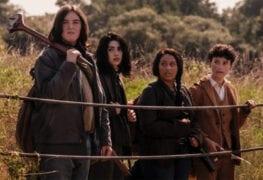 Série The Walking Dead: World Beyond foi adiada pela AMC por causa do coronavírus