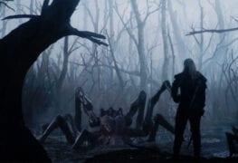 Netflix revelou um vídeo dos bastidores de The Witcher em que é possível ver uma luta épica entre Geralt e Kikimora