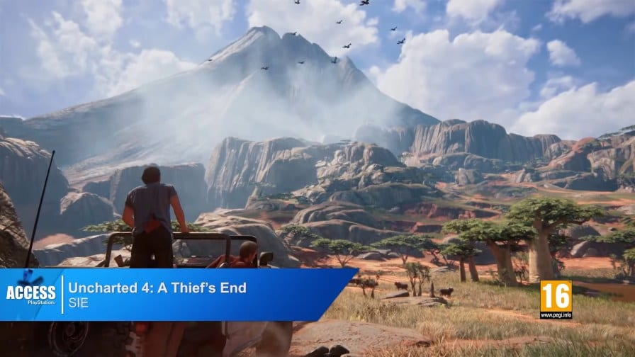 ps plus ps4 uncharted dirt