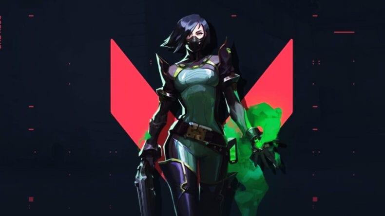 gameplay da Viper de Valorant