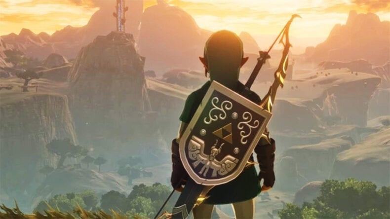 Zelda Breath of the Wild upgrade gráfico deixa o jogo com gráficos incríveis