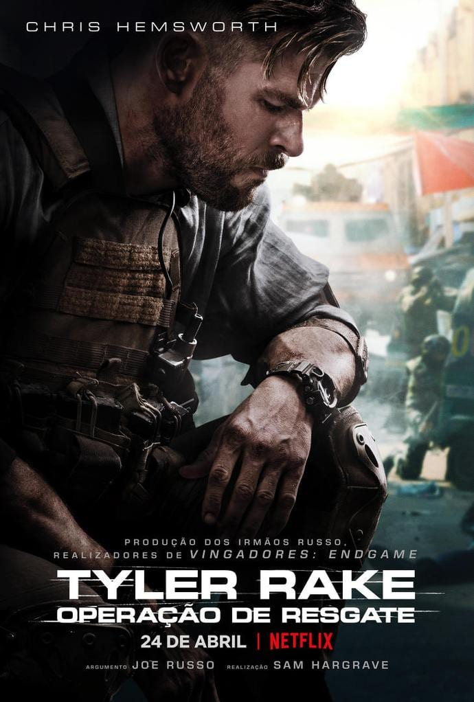 Tyler Rake: Operação de Resgate