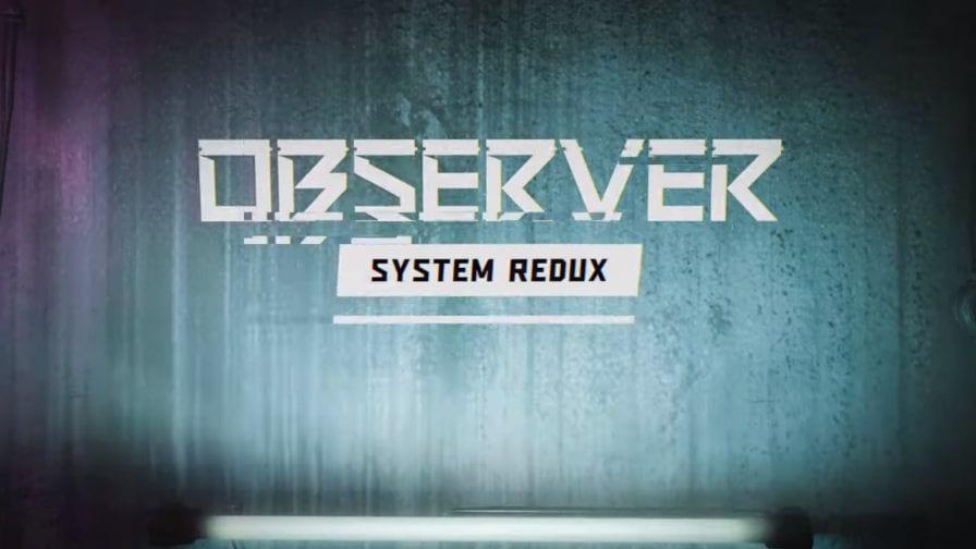 Observer; cyberpunk