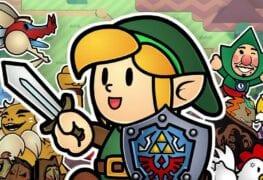 Paper Zelda