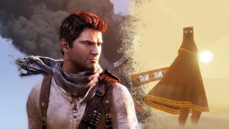 Sony Journey Uncharted