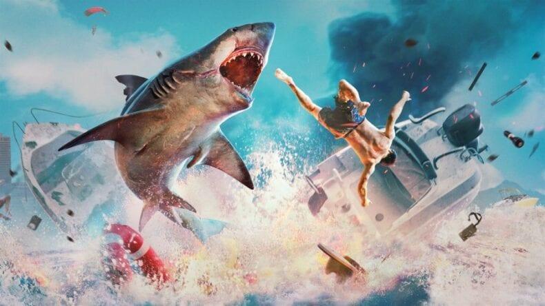 Maneater, Tubarão