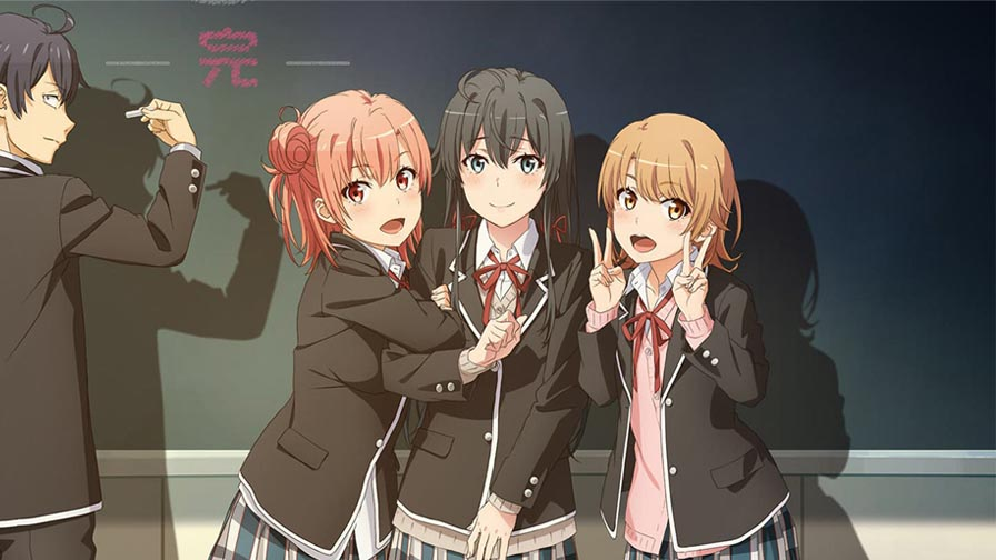 Yahari Ore no Seishun Love Comedy wa Machigatteiru. Kan - Episódio 3 (HD)