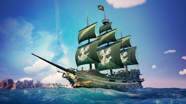 Sea o Thieves
