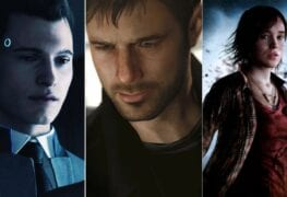 Quantic Dream, Detroid: Become Human, Beyond Two Souls, Heavy Rain