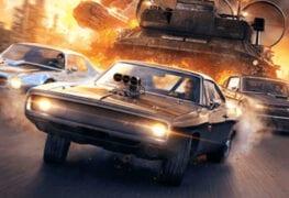 Fast anf Furious: Crossroads