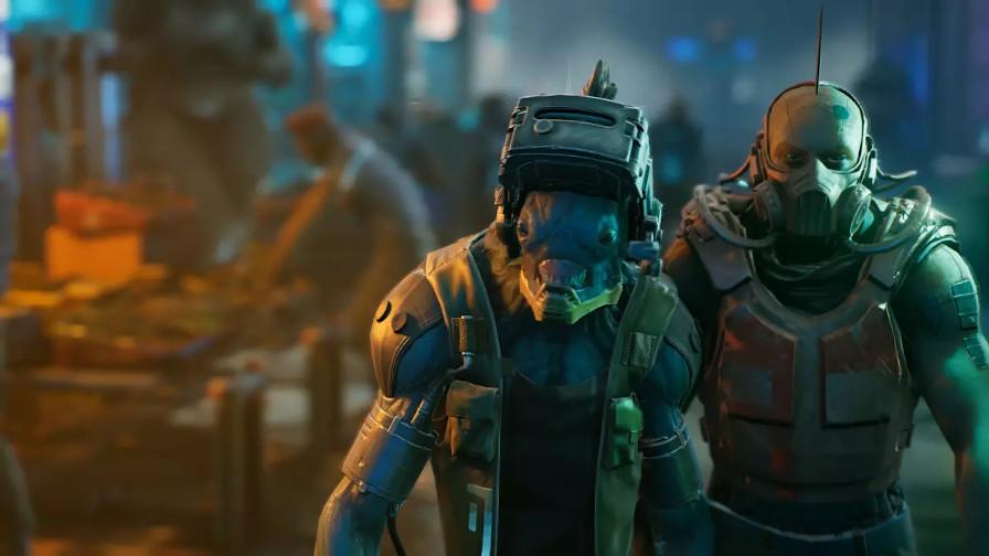 Inside Xbox: The Ascent é mais uma opção para os fãs de cyberpunk ...