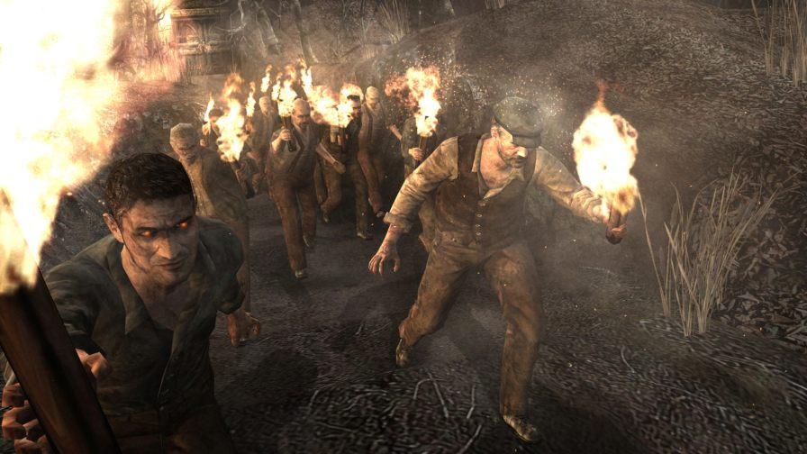 Resident Evil 3, RE4