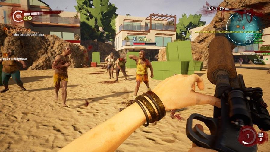 Dead Island 2: Build datada de 2015 vaza na internet - Combo Infinito