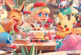Pokemon Café Mix