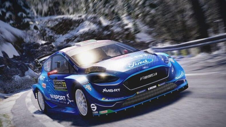 WRC, WRC 9