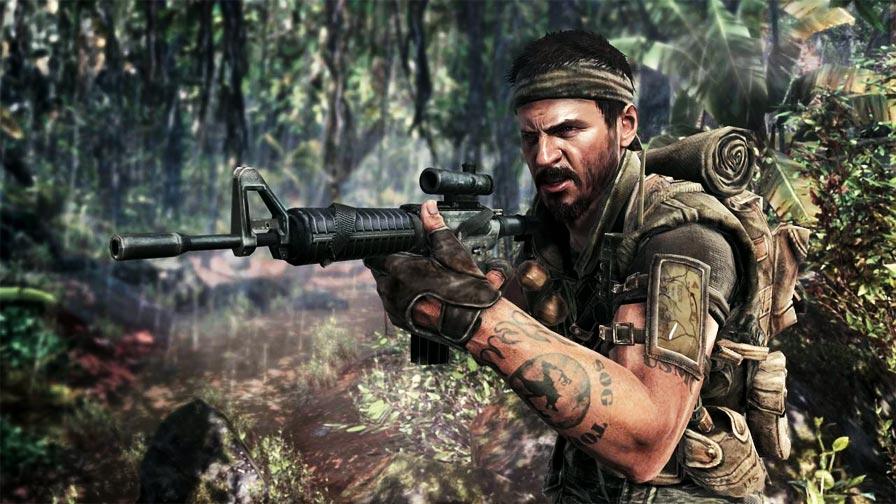Caall of Duty 2020 The Red Door