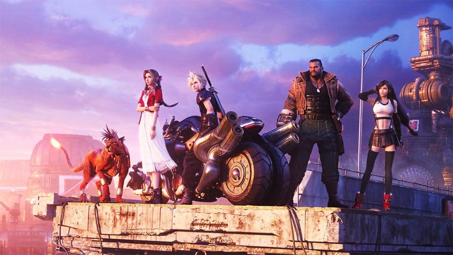Final Fantasy 7 Remake Parte 2