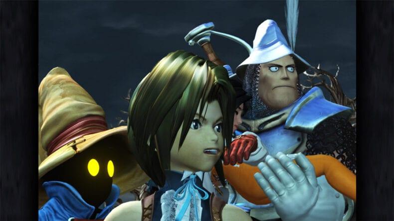 Final Fantasy IX Square Enix
